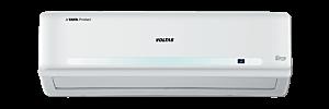 Voltas Inverter Split AC 125V DZV(R-410A) 1 Ton 5 Star
