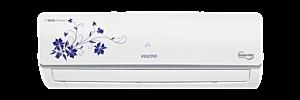 Voltas Inverter Split AC 183V SZS Floral 1.5 Ton 3 Star