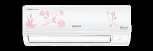 Voltas Inverter Split AC 124V DZX-Floral (R32) 1 Ton 4 Star