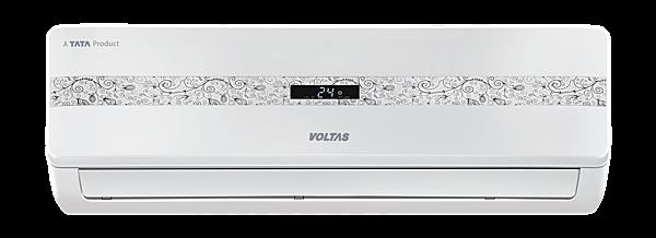 Voltas Split AC 183 IZI(Floral) 1 5 Ton 3 Star