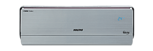 Voltas Inverter Split AC 125VH Crown AW 1 Ton 5 Star