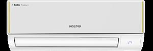 Voltas Inverter Split AC 123V MZW-CHAMPAGNE(R-410A) 1 Ton 3 Star