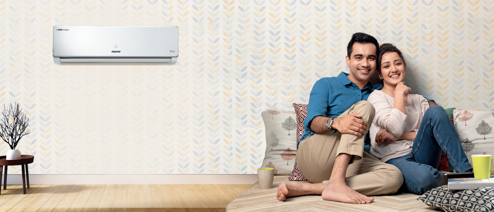 Best Adjustable Air Conditioner (AC) by Voltas | A Tata Product